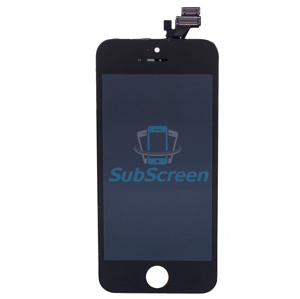Экран Apple iPhone 5 black