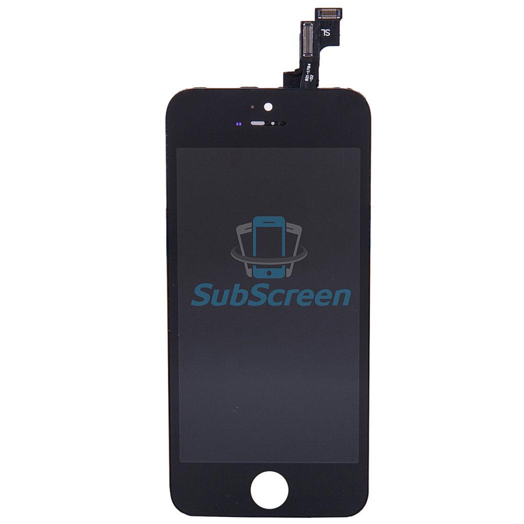 Экран Apple iPhone 5C black