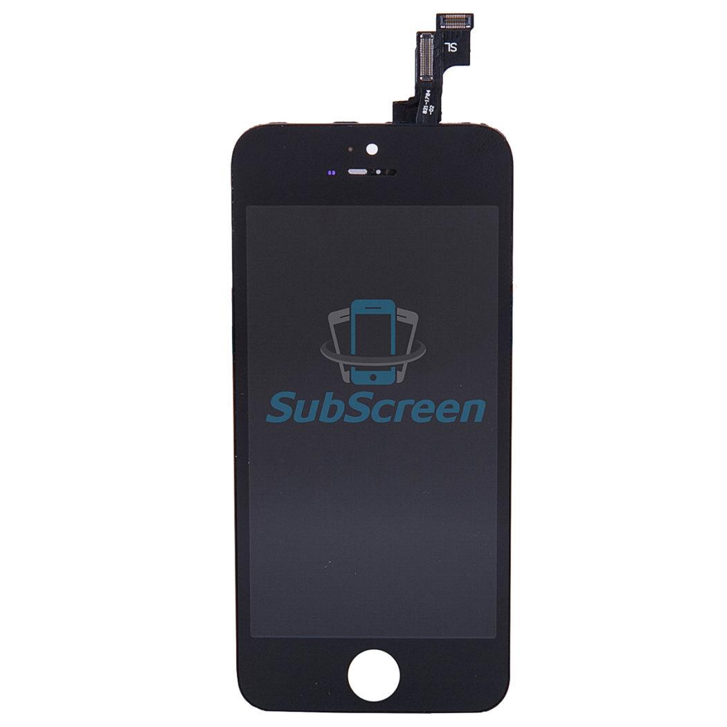 Экран Apple iPhone 5S black