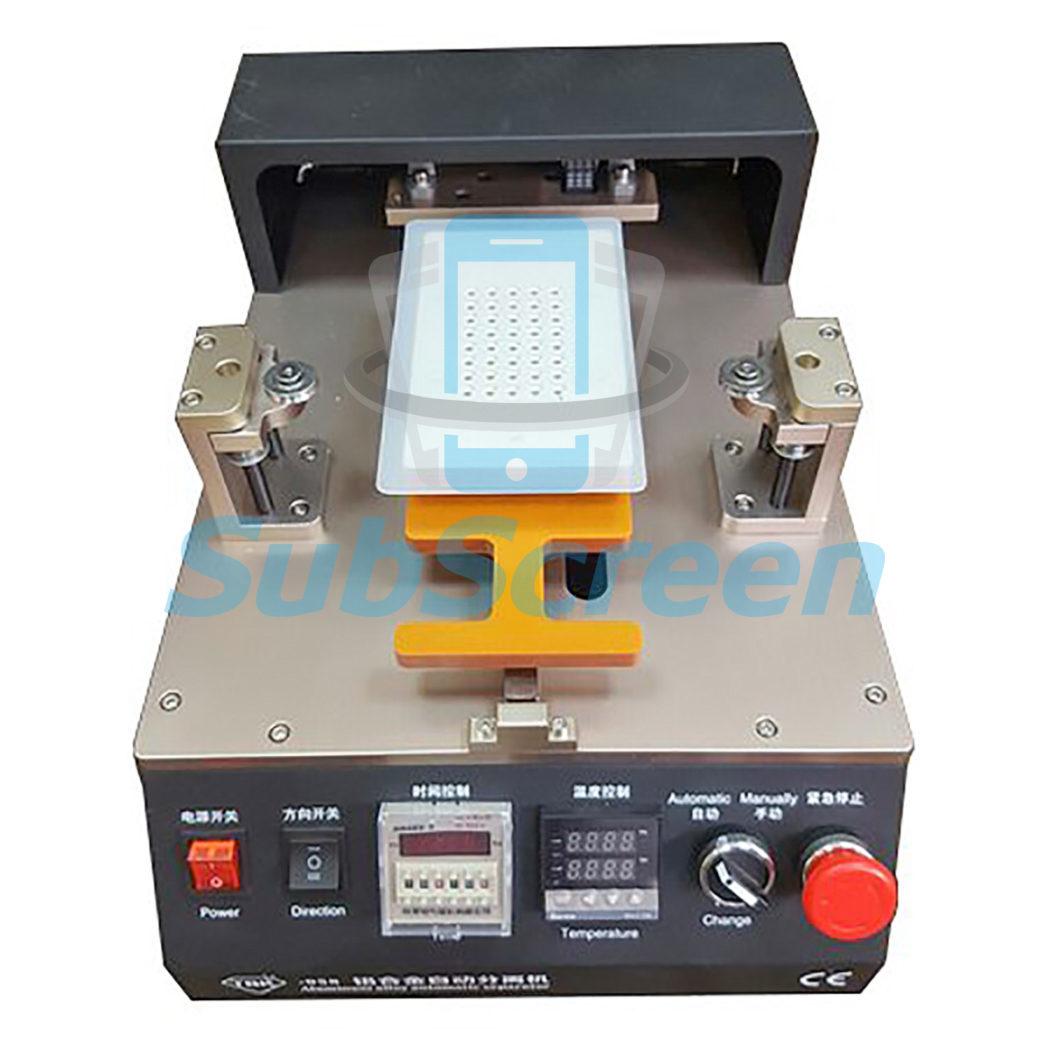 Сепаратор полуавтоматический (вакуумный)