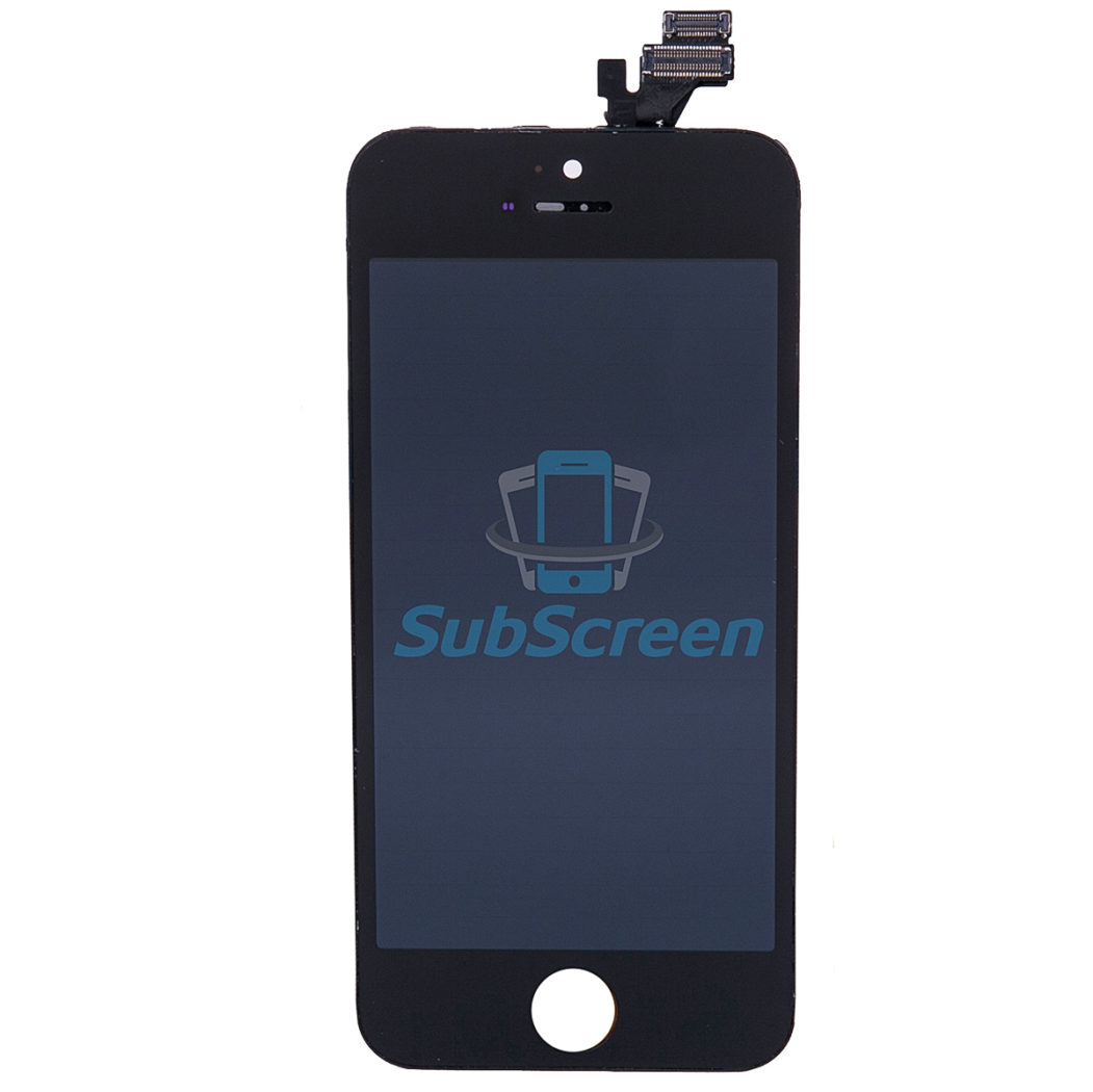 Экран Apple iPhone 5 black (AAA)
