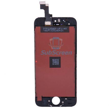 Экран Apple iPhone 5S black (AAA)