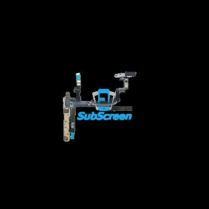 Кнопка гироскопа iPhone 5
