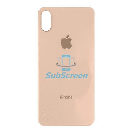 Заднее стекло iPhone XS